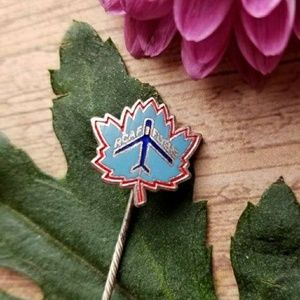 Vintage Stick pin RCAF Flyers Royal Canadian lapel